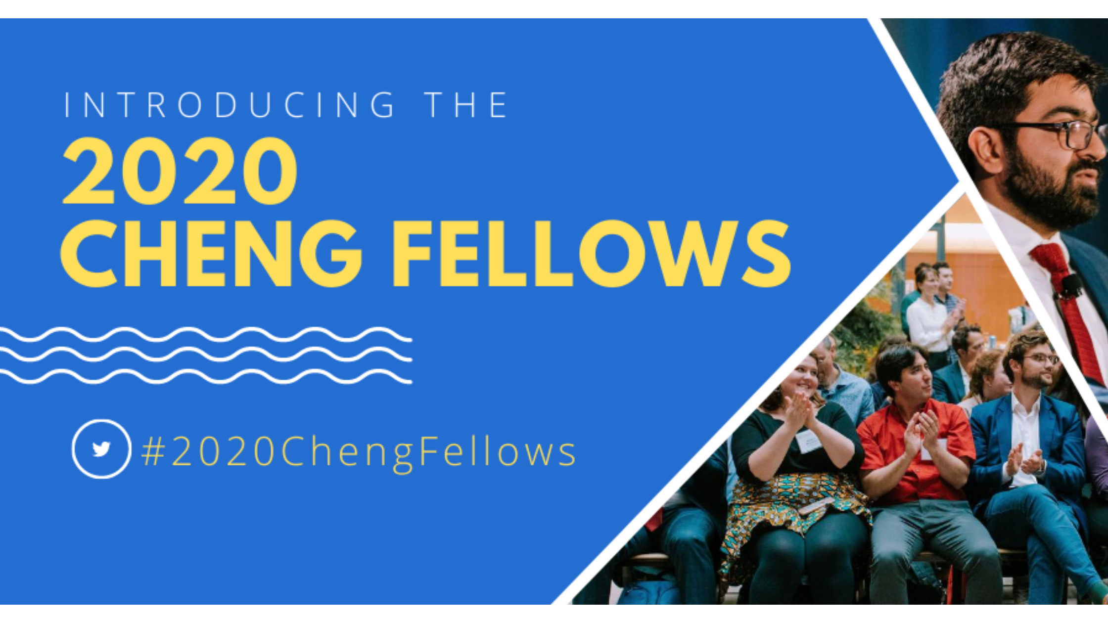 Meet the 2020 Cheng Fellows!